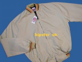Beige Monkey Jacket